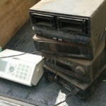オーディオコンポ、ビジネス電話機、オフィス家電の回収|豊島区池袋本町、板橋区小茂根