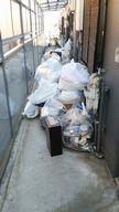 横浜市西区浅間町で不用品粗大ごみかたずけ