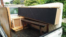 ベッドマット&フレーム家具解体回収 便利屋ハピネス